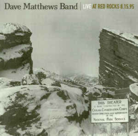 Dave Matthews Band ‎– Live At Red Rocks 8.15.95 (CD)