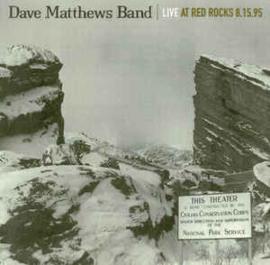 Dave Matthews Band – Live At Red Rocks 8.15.95 (CD)