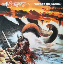 Samson ‎– Before The Storm