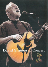 David Gilmour – David Gilmour In Concert (DVD)