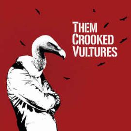 Them Crooked Vultures – Them Crooked Vultures (CD)