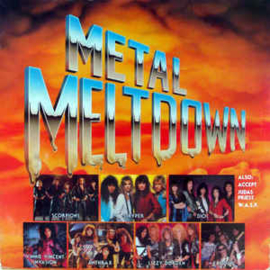 Various – Metal Meltdown