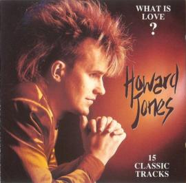 Howard Jones – What Is Love? 15 Classic Tracks (CD)