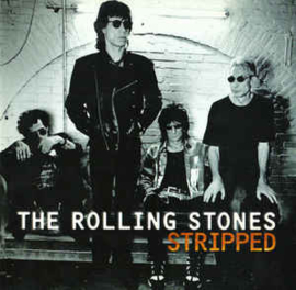 Rolling Stones ‎– Stripped (CD)