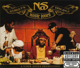 Nas ‎– Street's Disciple (CD)