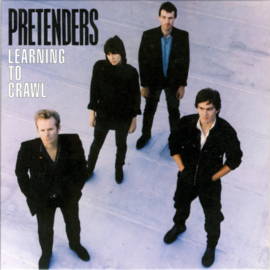 Pretenders – Learning To Crawl (CD)