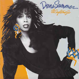 Donna Summer ‎– All Systems Go (CD)