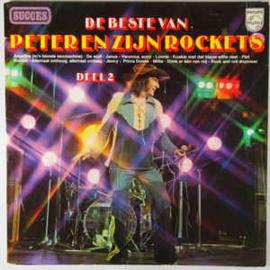Peter Koelewijn & Zijn Rockets – De Beste Van Peter En Zijn Rockets Deel 2