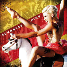 P!nk ‎– Funhouse (CD)