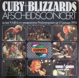 Cuby + Blizzards – Afscheidsconcert