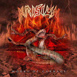 Krisiun ‎– Works Of Carnage (CD)