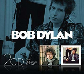 Bob Dylan ‎– Highway 61 Revisited/Blond on Blond (CD)