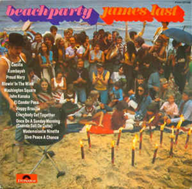 James Last ‎– Beach Party