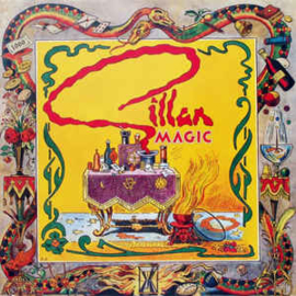Gillan ‎– Magic