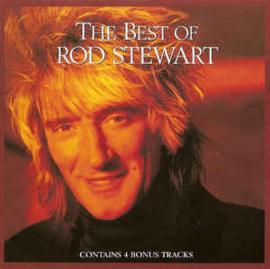 Rod Stewart – The Best Of Rod Stewart (CD)