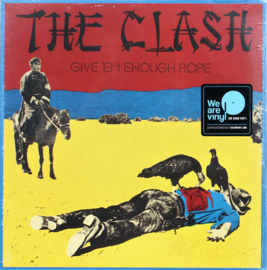 Clash – Give 'Em Enough Rope (LP)