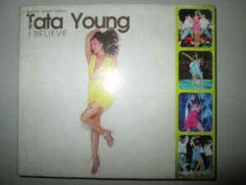 Tata Young ‎– I Believe (CD)