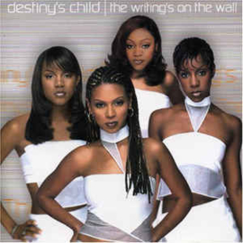 Destiny's Child ‎– The Writing's On The Wall (CD)