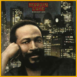Marvin Gaye ‎– Midnight Love (CD)