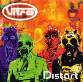 Vitro – Distort (CD)
