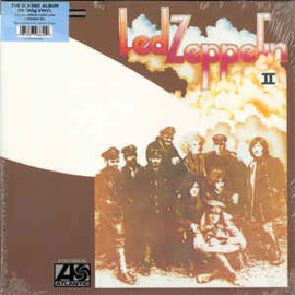 Led Zeppelin ‎– Led Zeppelin II (LP)