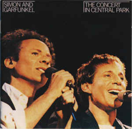 Simon & Garfunkel ‎– The Concert In Central Park (CD)