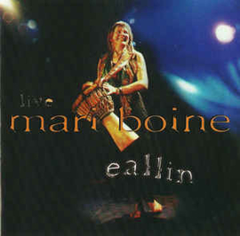 Mari Boine – Eallin (CD)