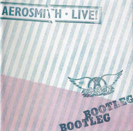 Aerosmith ‎– Live! Bootleg (CD)