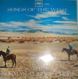 Norman Luboff Choir ‎– Songs Of The West
