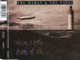 Mamas & The Papas ‎– Dream A Little Dream Of Me (CD)