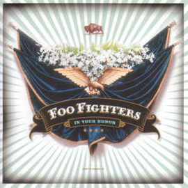 Foo Fighters ‎– In Your Honor (CD)