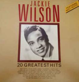 Jackie Wilson – 20 Greatest Hits