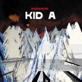 Radiohead – Kid A (CD)