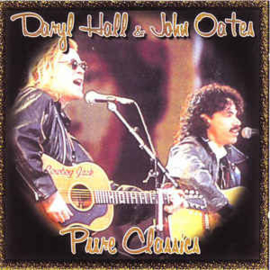 Daryl Hall & John Oates ‎– Pure Classics (CD)