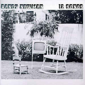 Randy Newman ‎– 12 Songs