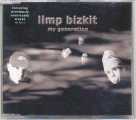 Limp Bizkit – My Generation (CD)