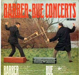 Chris Barber / Papa Bue – Barber-Bue Concerts