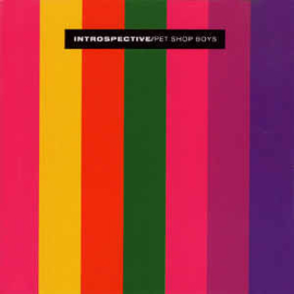 Pet Shop Boys ‎– Introspective (CD)