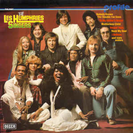Les Humphries Singers ‎– The Les Humphries Singers