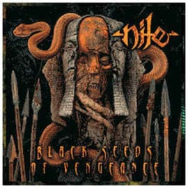 Nile ‎– Black Seeds Of Vengeance (CD)