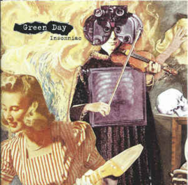 Green Day ‎– Insomniac (CD)