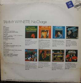 Tammy Wynette ‎– No Charge