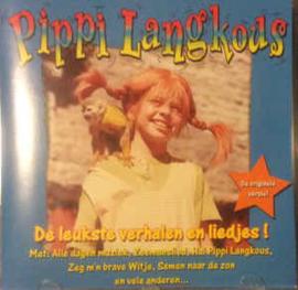 Pippi Langkous – De Leukste Verhalen En Liedjes ! (CD)