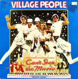 Village People – Can't Stop The Music - The Original Motion Picture Soundtrack Album