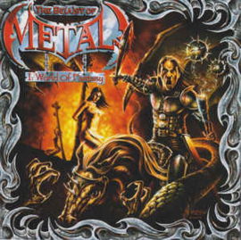 Various ‎– The Beast Of Metal - 1: World Of Fantasy (CD)