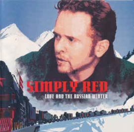 Simply Red ‎– Love And The Russian Winter (CD)
