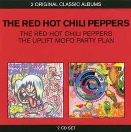 Red Hot Chili Peppers ‎– The Red Hot Chili Peppers / The Uplift Mofo Party Plan (CD)