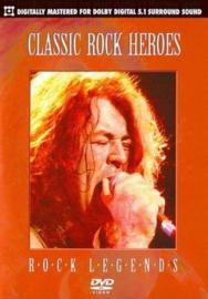 Various – Rock Legends: Classic Rock Heroes (DVD)