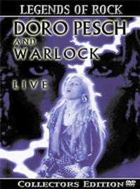 Doro Pesch And Warlock – Live (DVD)