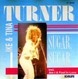 Ike & Tina Turner ‎– Sugar, Sugar (CD)
